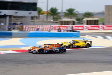 #26 G-DRIVE RACING / RUS/ Aurus 01 - Gibson - #29 RACING TEAM NEDERLAND / NLD / Oreca 07 - Gibson- Bapco 8 hours of Bahrain - Bahrain International Circuit - Sakhir - Bahrain