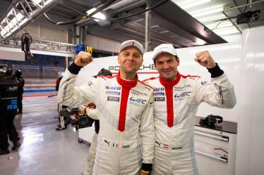 #91 PORSCHE GT TEAM / DEU / Porsche 911 RSR / Richard Lietz (AUT) / Gianmaria Bruni (ITA) -  - Bapco 8 hours of Bahrain - Bahrain International Circuit - Sakhir - Bahrain
