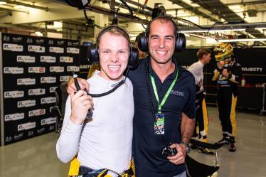 #57 TEAM PROJECT 1 / DEU / Larry Ten Voorde NLD) / Jeroen Bleekemolen (NLD) - - Bapco 8 hours of Bahrain - Bahrain International Circuit - Sakhir - Bahrain