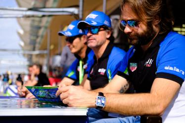 #47 CETILAR RACING / ITA / Dallara P217 -  Giorgio Sernagiotto (ITA) - Bapco 8 hours of Bahrain - Bahrain International Circuit - Sakhir - Bahrain