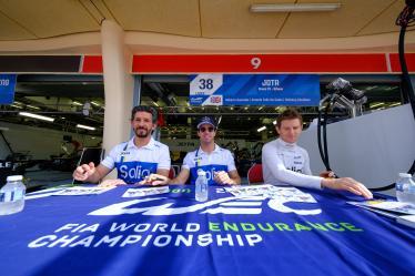 #38 JOTA / GRB / Oreca 07 - Gibson / Roberto Gonzalez (MEX) / Antonio Felix da Costa (PRT) / Anthony Davidson (GRB) -- Bapco 8 hours of Bahrain - Bahrain International Circuit - Sakhir - Bahrain