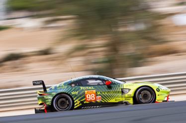 #98 ASTON MARTIN RACING / GBR / Aston Martin V8 Vantage -- Bapco 8 hours of Bahrain - Bahrain International Circuit - Sakhir - Bahrain