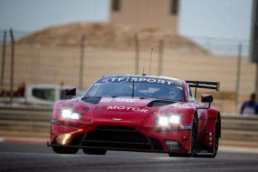 #90 TF SPORT / GBR / Aston Martin V8 Vantage -- Bapco 8 hours of Bahrain - Bahrain International Circuit - Sakhir - Bahrain