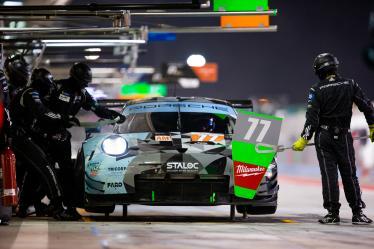 #77 DEMPSEY-PROTON RACING / DEU / Porsche 911 RSR - - Bapco 8 hours of Bahrain - Bahrain International Circuit - Sakhir - Bahrain