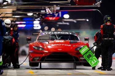 #90 TF SPORT / GBR / Aston Martin V8 Vantage - - Bapco 8 hours of Bahrain - Bahrain International Circuit - Sakhir - Bahrain