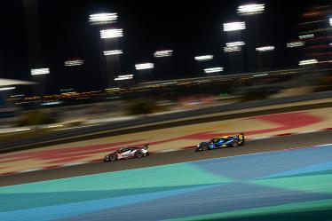 #54 SPIRIT OF RACE / ITA / Ferrari 488 GTE EVO - #38 JOTA / GRB / Oreca 07 - Gibson - - Bapco 8 hours of Bahrain - Bahrain International Circuit - Sakhir - Bahrain
