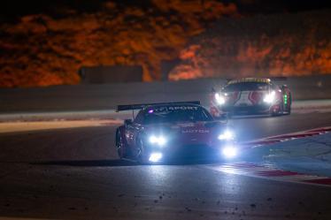 #90 TF SPORT / GBR / Aston Martin V8 Vantage - Bapco 8 hours of Bahrain - Bahrain International Circuit - Sakhir - Bahrain