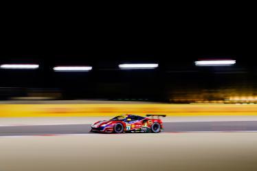 #71 AF CORSE / ITA / Ferrari 488 GTE EVO -- Bapco 8 hours of Bahrain - Bahrain International Circuit - Sakhir - Bahrain