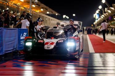 #7 TOYOTA GAZOO RACING / JPN / Toyota TS050 - Hybrid - Hybrid - TOYOTA GAZOO RACING / Kamui Kobayashi (JPN) -TOYOTA GAZOO RACING / Mike Conway (GBR) -- Bapco 8 hours of Bahrain - Bahrain International Circuit - Sakhir - Bahrain