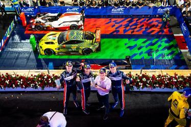 #22 UNITED AUTOSPORTS / USA / Ligier JSP217 - Gibson / Philip Hanson (GBR) / Filipe Albuquerque (PRT) / Oliver Jarvis (GBR) -- Bapco 8 hours of Bahrain - Bahrain International Circuit - Sakhir - Bahrain