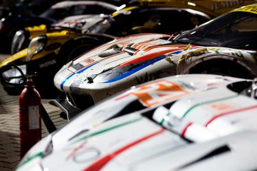 Parc Ferme - #70 MR RACING / JPN / Ferrari 488 GTE -- Bapco 8 hours of Bahrain - Bahrain International Circuit - Sakhir - Bahrain