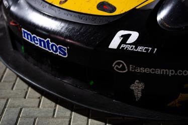 Parc Ferme - #56 TEAM PROJECT 1 / DEU / Porsche 911 RSR -- Bapco 8 hours of Bahrain - Bahrain International Circuit - Sakhir - Bahrain