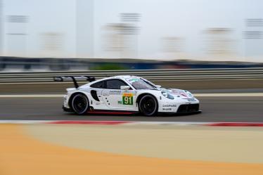 #91 PORSCHE GT TEAM / DEU / Porsche 911 RSR - - Bapco 8 hours of Bahrain - Bahrain International Circuit - Sakhir - Bahrain