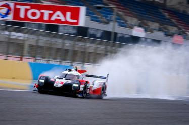 #8 TOYOTA GAZOO RACING / JPN / Toyota TS050 - Hybrid - Hybrid -- Bapco 8 hours of Bahrain - Bahrain International Circuit - Sakhir - Bahrain