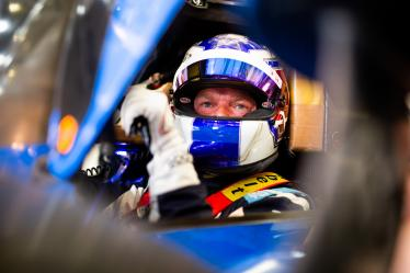 Rookie test - Jan Magnussen (DNK) - - Bapco 8 hours of Bahrain - Bahrain International Circuit - Sakhir - Bahrain