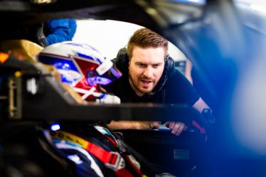 Rookie test - #33 HIGH CLASS RACING / DNK / Oreca 07 - Gibson - - Bapco 8 hours of Bahrain - Bahrain International Circuit - Sakhir - Bahrain