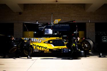 Pitstop Training - #29 RACING TEAM NEDERLAND / NLD / Oreca 07 - Gibson- Lone Star Le Mans - Circuit of the Americas - Austin - USA