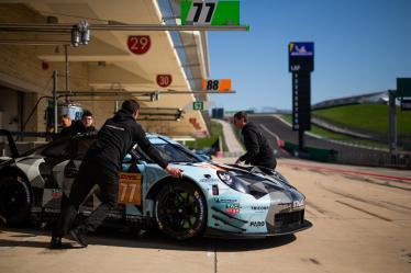 #77 DEMPSEY-PROTON RACING / DEU / Porsche 911 RSR - - Lone Star Le Mans - Circuit of the Americas - Austin - USA