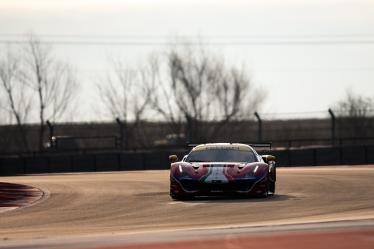 #51 AF CORSE / ITA / Ferrari 488 GTE EVO -- Lone Star Le Mans - Circuit of the Americas - Austin - USA