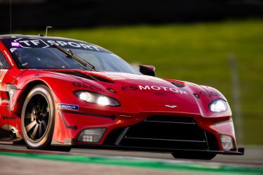 #90 TF SPORT / GBR / Aston Martin V8 Vantage - - Lone Star Le Mans - Circuit of the Americas - Austin - USA