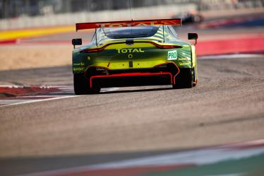 #97 ASTON MARTIN RACING / GBR / Aston Martin Vantage AMR - - Lone Star Le Mans - Circuit of the Americas - Austin - USA