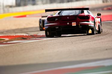 #62 RED RIVER SPORT / GRB / Ferrari 488 GTE EVO -  - Lone Star Le Mans - Circuit of the Americas - Austin - USA