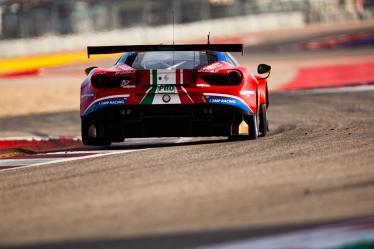 #71 AF CORSE / ITA / Ferrari 488 GTE EVO -- Lone Star Le Mans - Circuit of the Americas - Austin - USA