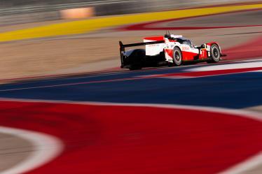 #7 TOYOTA GAZOO RACING / JPN / Toyota TS050 - Hybrid - Hybrid - - Lone Star Le Mans - Circuit of the Americas - Austin - USA