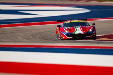#51 AF CORSE / ITA / Ferrari 488 GTE EVO - - Lone Star Le Mans - Circuit of the Americas - Austin - USA