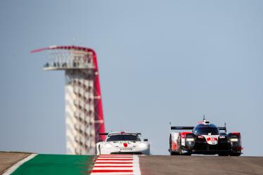 #8 TOYOTA GAZOO RACING / JPN / Toyota TS050 - Hybrid - Hybrid - - Lone Star Le Mans - Circuit of the Americas - Austin - USA