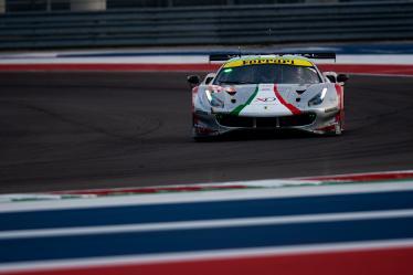 #54 AF CORSE / ITA / Ferrari 488 GTE EVO - - Lone Star Le Mans - Circuit of the Americas - Austin - USA