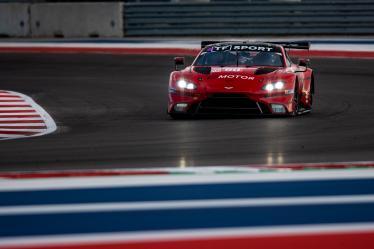 #90 TF SPORT / GBR / Aston Martin V8 Vantage -- Lone Star Le Mans - Circuit of the Americas - Austin - USA