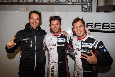 #1 REBELLION RACING / CHE / Rebellion R-13 -Gibson - Norman Nato (FRA) / Gustavo Menezes (USA) / Bruno Senna (BRA) -- Lone Star Le Mans - Circuit of the Americas - Austin - USA