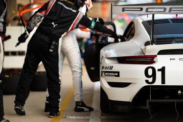 #91 PORSCHE GT TEAM / DEU / Porsche 911 RSR - - Lone Star Le Mans - Circuit of the Americas - Austin - USA