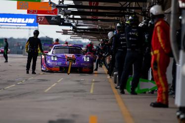 #57 TEAM PROJECT 1 / DEU / Porsche 911 RSR - - Lone Star Le Mans - Circuit of the Americas - Austin - USA