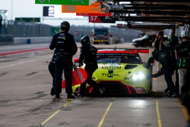 #95 ASTON MARTIN RACING / GBR / Aston Martin Vantage AMR -- Lone Star Le Mans - Circuit of the Americas - Austin - USA