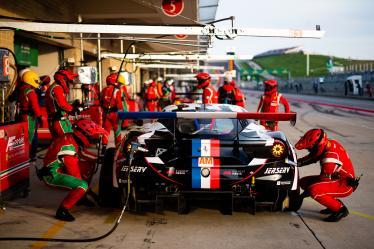 #83 AF CORSE / ITA / Ferrari 488 GTE EVO -  - Lone Star Le Mans - Circuit of the Americas - Austin - USA