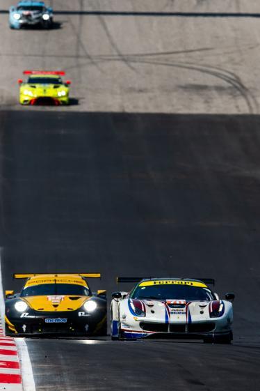 #70 MR RACING / JPN / Ferrari 488 GTE -- Lone Star Le Mans - Circuit of the Americas - Austin - USA