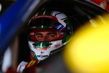 #71 AF CORSE / ITA / Ferrari 488 GTE / Davide Rigon (ITA) - - Lone Star Le Mans - Circuit of the Americas - Austin - USA