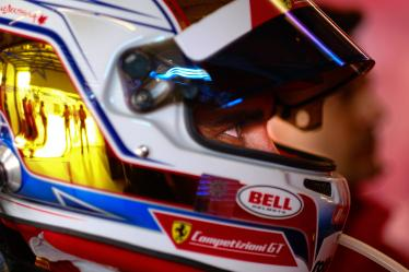 #51 AF CORSE / ITA / Ferrari 488 GTE / Alessandro Pier Guidi (ITA) -- Lone Star Le Mans - Circuit of the Americas - Austin - USA