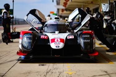 #8 TOYOTA GAZOO RACING / JPN / Toyota TS050 - Hybrid - Hybrid -- Lone Star Le Mans - Circuit of the Americas - Austin - USA