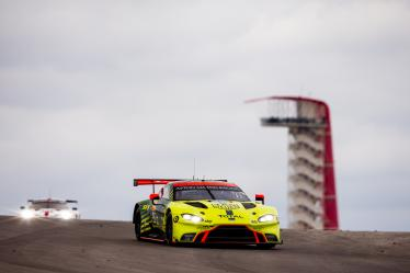 #95 ASTON MARTIN RACING / GBR / Aston Martin Vantage AMR - - Lone Star Le Mans - Circuit of the Americas - Austin - USA