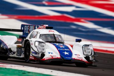 #21 DRAGONSPEED / USA / Oreca 07 - Gibson -  - Lone Star Le Mans - Circuit of the Americas - Austin - USA