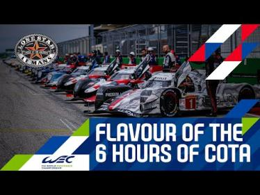 Lone Star Le Mans 2020 - The Flavour of the 6 Hours of COTA