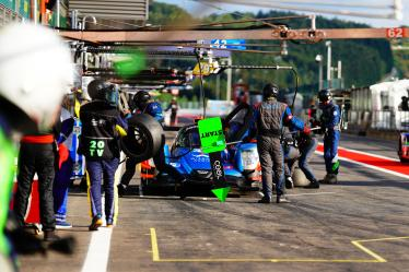 #42 COOL RACING / CHE / Oreca 07 - Gibson -  Total 6 hours of Spa Francorchamps - Spa Francorchamps - Stavelot - Belgium -