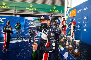 UNITED AUTOSPORTS / Philip Hanson (GBR) - Total 6 hours of Spa Francorchamps - Spa Francorchamps - Stavelot - Belgium -