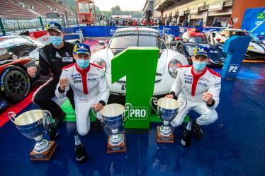 #92 PORSCHE GT TEAM / DEU / Porsche 911 RSR / Michael Christensen (DNK) / Kevin Estre (FRA) - Total 6 hours of Spa Francorchamps - Spa Francorchamps - Stavelot - Belgium -