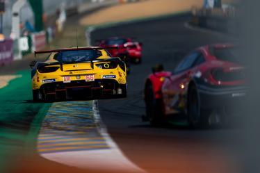 #66 JMW MOTORSPORT / GBR / Ferrari 488 GTE EVO - 24h of Le Mans - Circuit de la Sarthe - Le Mans - France -
