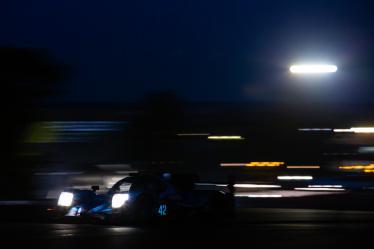 #42 COOL RACING / CHE / Oreca 07 - Gibson -  24h of Le Mans - Circuit de la Sarthe - Le Mans - France -