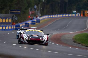 #62 RED RIVER SPORT / GBR / Ferrari 488 GTE EVO - 24h of Le Mans - Circuit de la Sarthe - Le Mans - France -